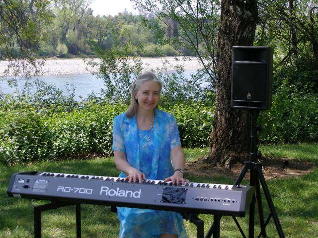 Kay with Digital Stage Piano